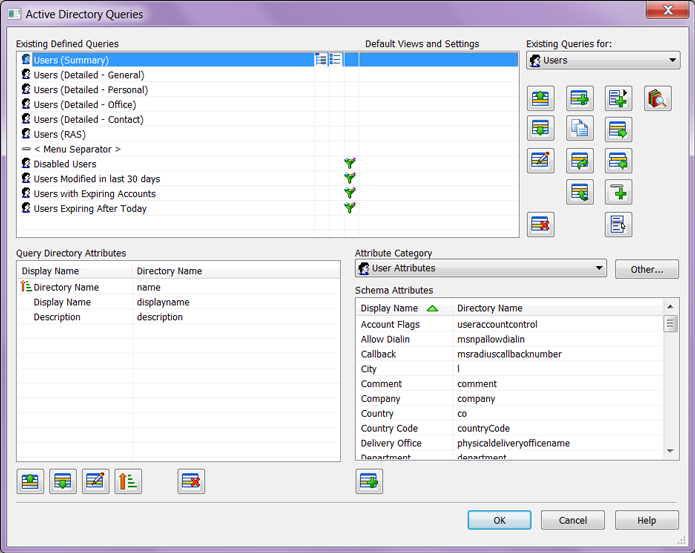 SystemTools Hyena Software Active Directory Tools